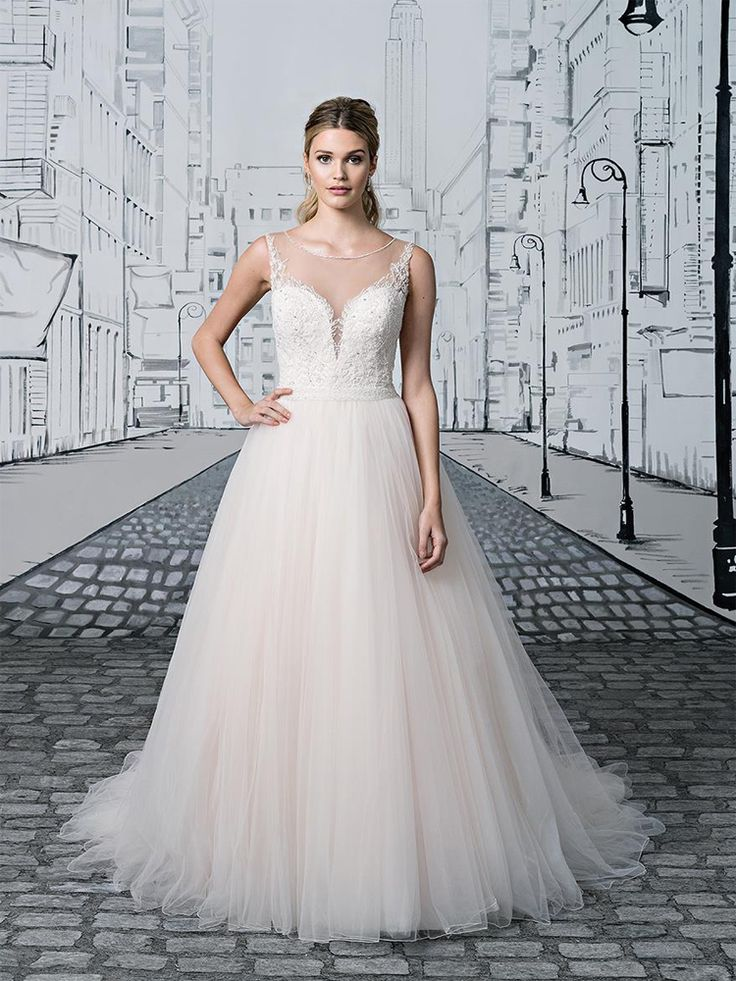 Ebony by Justin Alexander  #DressingYourDreams #Plymouth #Devon #Cornwall #Bride #WeddingDress #JustinAlexander