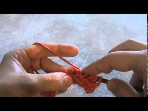 Tunisian Reverse Stitch | Kickin Crochet