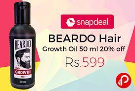 Beardo Beard and Hair Growth Oil - 50 ml: Amazon.in: Health & Personal Care. ... Beardo Godfather Lite Beard and Mustache Oil .
