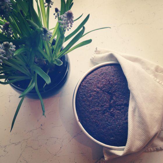 IMG 1861 300x300 Sjokoladekake med rømme