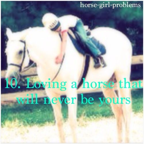 Major Horse Girl Problems