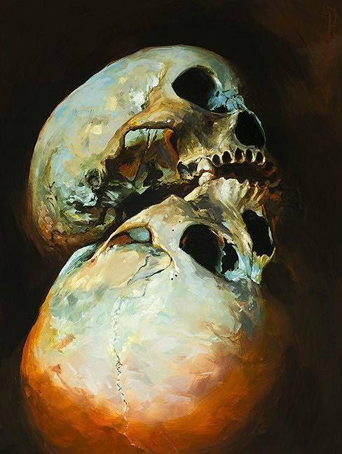 everything skulls