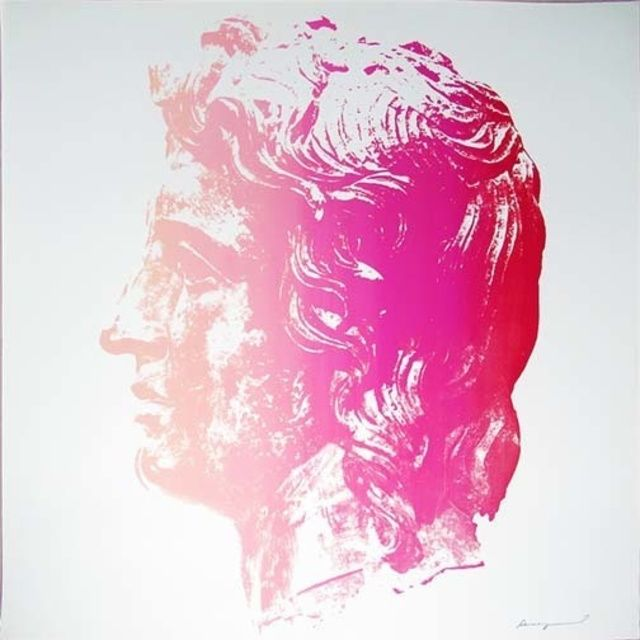 Andy Warhol | Alexander the Great (1982) | Available for Sale | Artsy
