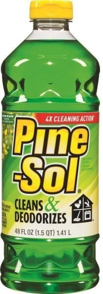 Pine-Sol 97363 Multi-Surface Cleaner, Outdoor Fresh Scent, 48 Oz