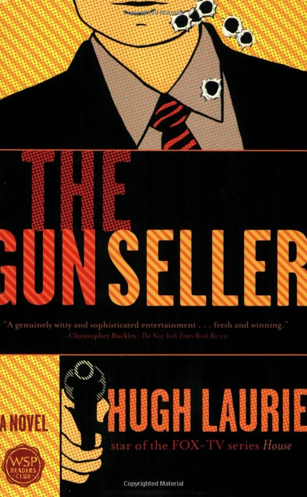 Amazon.com: The Gun Seller (9780671020828): Hugh Laurie: Books