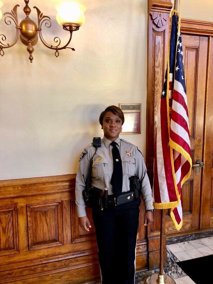 Behind the badge meet bibb county sheriffs office