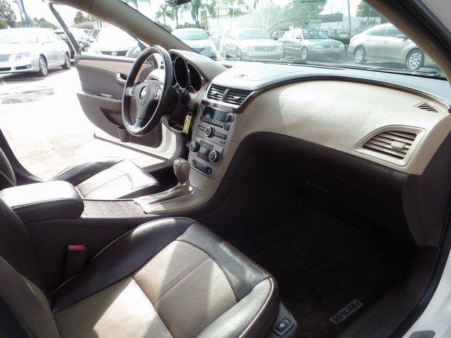 2010 Chevrolet Malibu LTZ Sedan Chevrolet malibu, Malibu