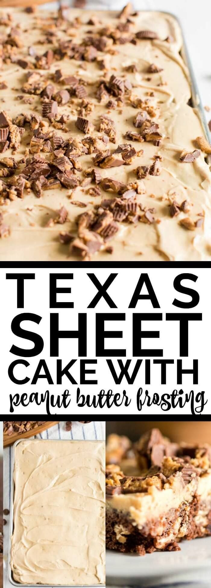 Texas Sheet Cake Recipe Paired with NABOB Coffee