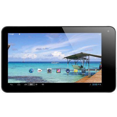 "Turbo-X Tablet Breeze III 7'' Silver Mε επεξεργαστή Dual Core 1.2GHz, οθόνη 7"" για παιχνίδια & Internet, θύρα USB και βάρος μόλις 280gr."