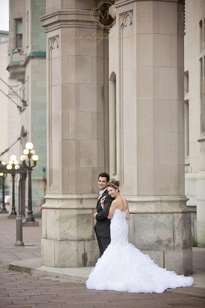 Fairmont Chateau Laurier Wedding – Ashleigh and Mark