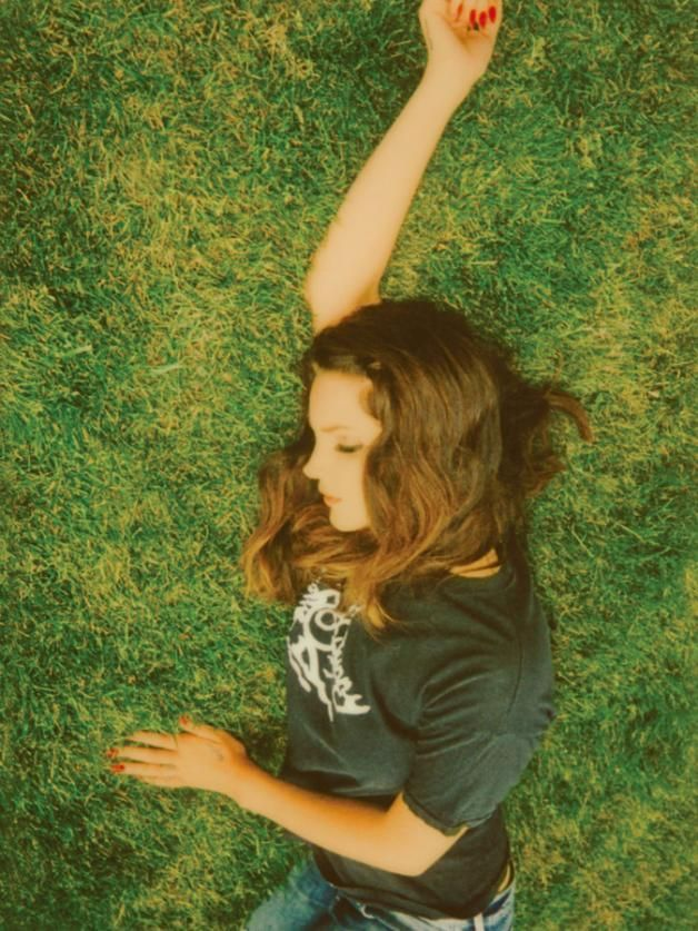 Lana Del Rey by Neil Krug