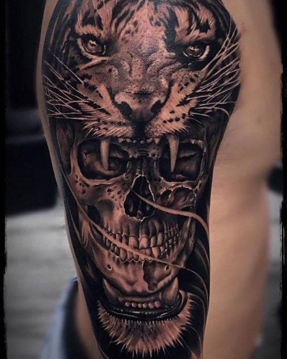 Disenos Populares De Tatuajes: Embleaticos Diseños De Tatuajes De Jaguares Mayas