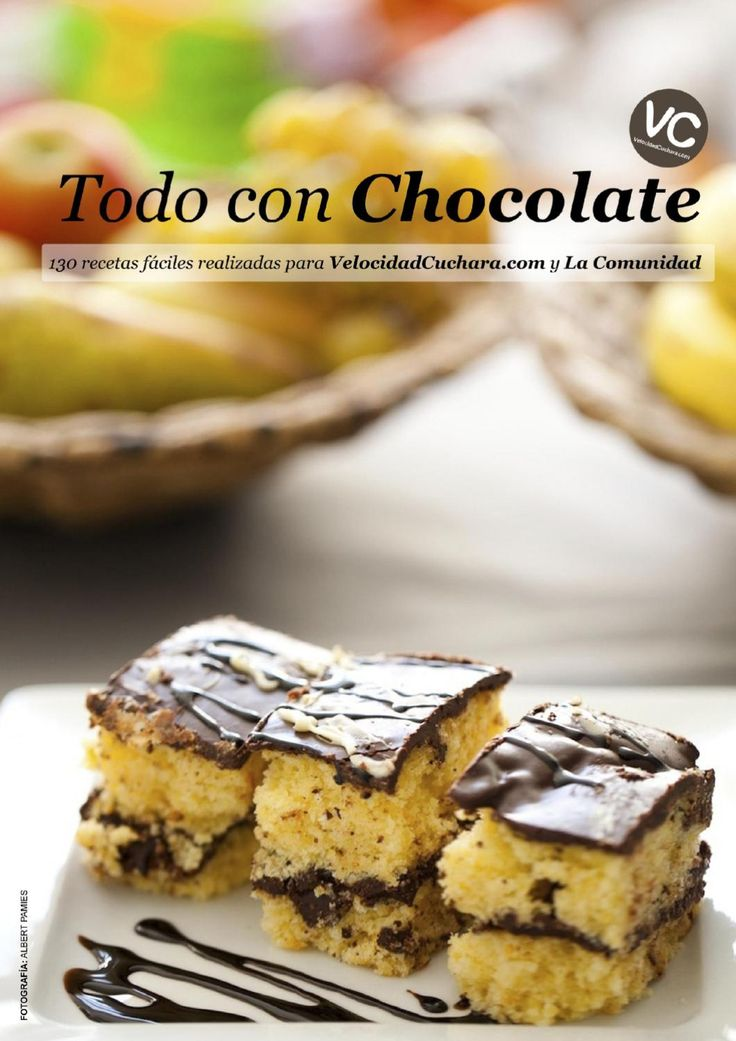ISSUU - Todo con chocolate de sabutos yo