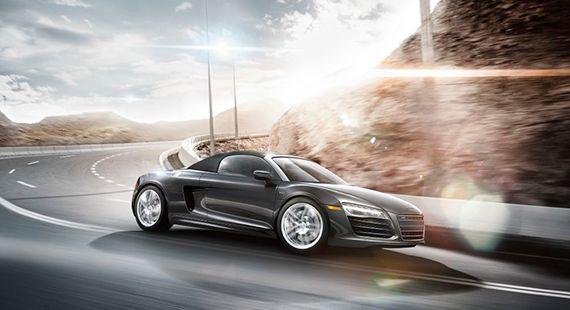R8 GT Spyder o Audi mais caro do mundo