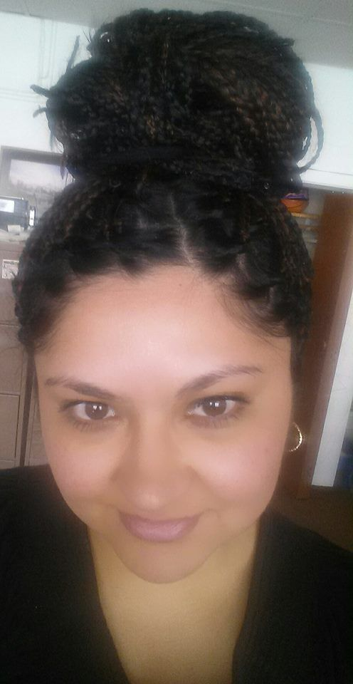 """The """"Octopus Bun"""" Trend Is the PERFECT Lazy Girl Hairstyle ...  Hispanic Hair Lazy Bun"""