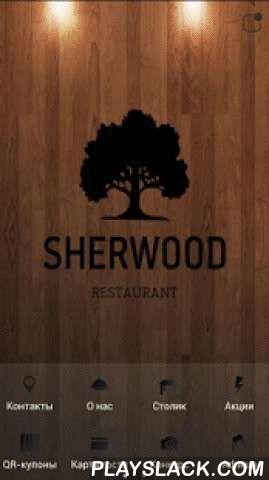 Sherwood  Android App - playslack.com , В нашем ресторане демократичные цены, прекрасное обслуживание квалифицированного персонала, всегда свежие продукты, а также не сравнимая ни с чем атмосфера, которую мы стараемся создать для наших гостей.Несколько слов о том, что ждет вас внутри ресторана: зал на 50 мест в стиле средневекового замка с действующим камином, где одновременно, не мешая друг другу, могут расположиться как небольшие компании ( от 10 человек ), так и пары.Опыт наших…