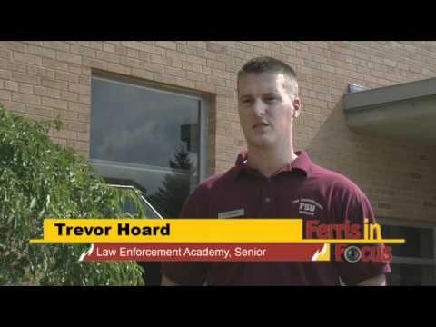 Ferris State University Program Spotlight: Criminal Justice Law Enforcement Academy