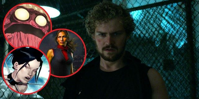 SPOILERS: IRON FIST - 10 Awesome Easter Eggs You May Have Missed  <i>Iron Fist</i> is the final Marvel TV series on Netflix before <i>The Defenders</i> launches, so it should come as no surprise to learn that it's packed full of …  https://www.comicbookmovie.com/tv/marvel/iron_fist/spoilers-iron-fist-10-awesome-easter-eggs-you-may-have-missed-a149729