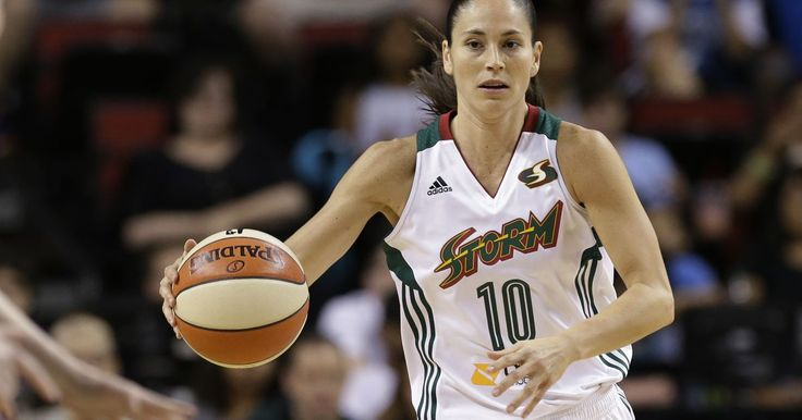 NEW YORK (AP) — Four-time Olympians Diana Taurasi, Sue Bird and Tamika Catchings headline the U.S. women's national team roster heading to Brazil for the Rio Games this summer. The trio will be joined by newcomers Elena Delle Donne, Brittney Griner and Breanna Stewart. Maya Moore, Seimone Augustus, Lindsay Whalen, Angel McCoughtry, Tina Charles and Sylvia Fowles round out the American squad announced Wednesday morning. The roster gives coach Geno Auriemma plenty of options as the U.S…