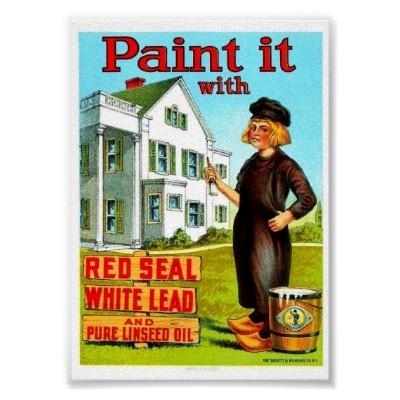 78 best nostalgic paint stuff images on pinterest color - Pratt and lambert red seal exterior ...