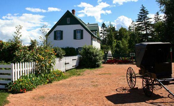 Green Gables Heritage Place - Cavendish, Prince Edward Island