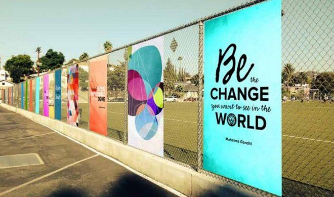 25 best ideas about school murals on pinterest for Elementary school mural ideas