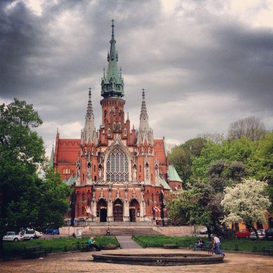 Rynek Podgórski w Kraków