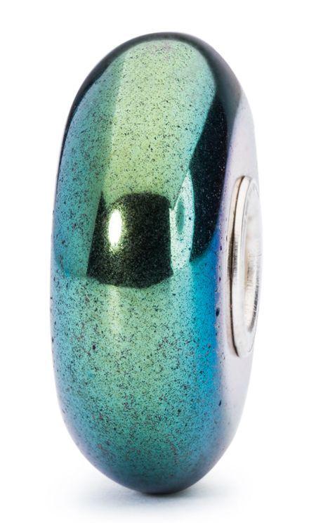 Trollbeads 80021 Green Hematite