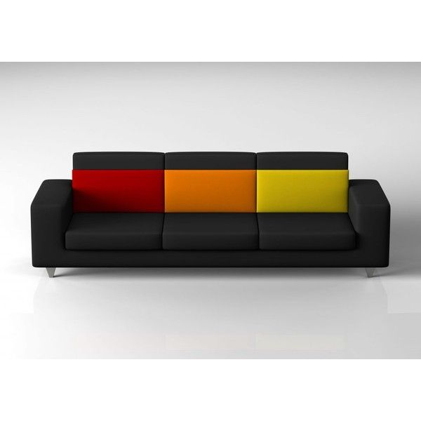 1000 Ideas About Yellow Leather Sofas On Pinterest