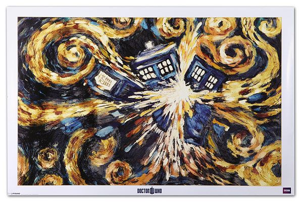 I want it so bad! Doctor Who Series 5 Poster