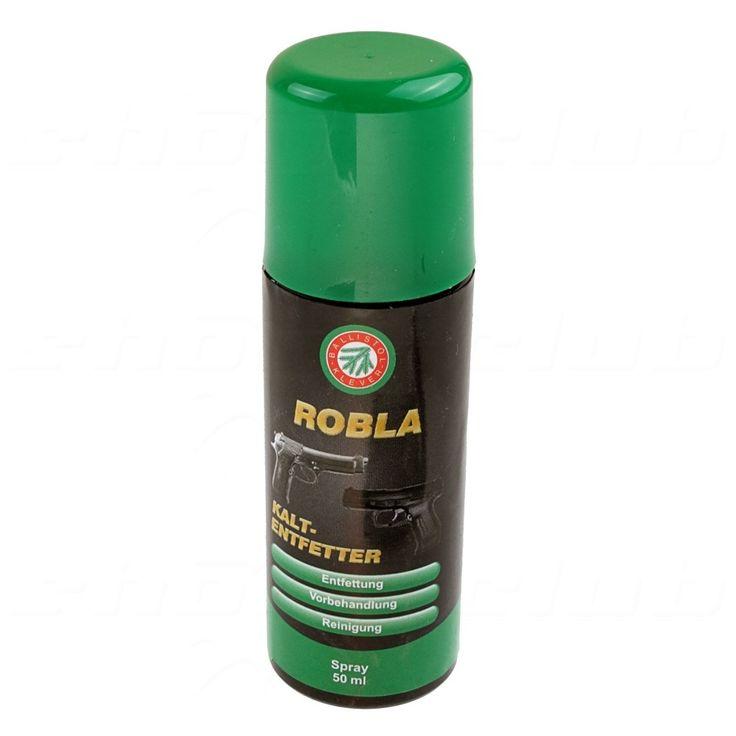 Klever Ballistol Robla Kaltentfetter Spray, Fettlöser, 50 ml