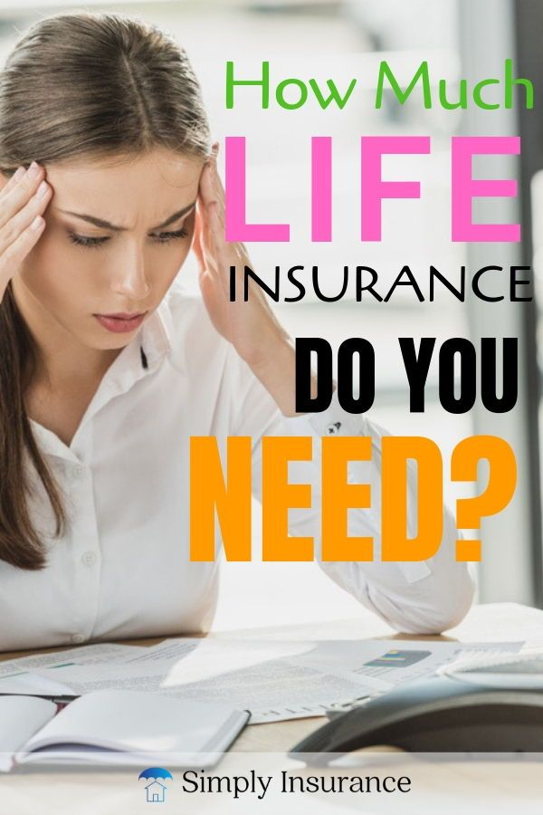 How Much Life Insurance Do I Need Learn How Much Coverage You