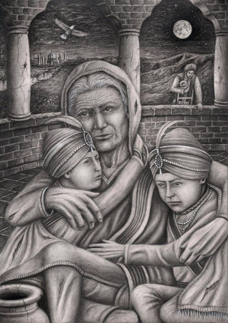 Pen-tacular-artist | Sikh Artwork