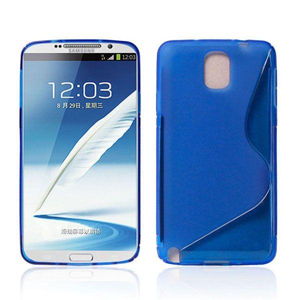 Чехол, 1 пс / серия S линии Skiding гель тпу мягкий для Galaxy Note 3 N9005