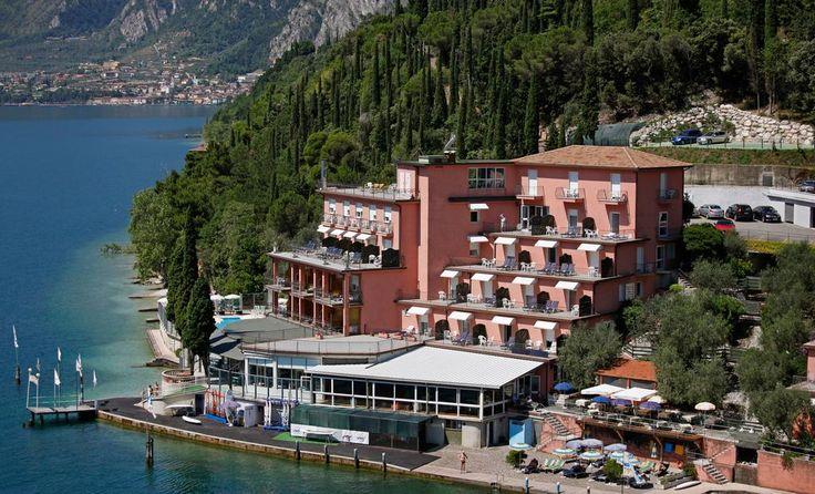 Hotel Continental – Sirmione for information: Gardalake.com
