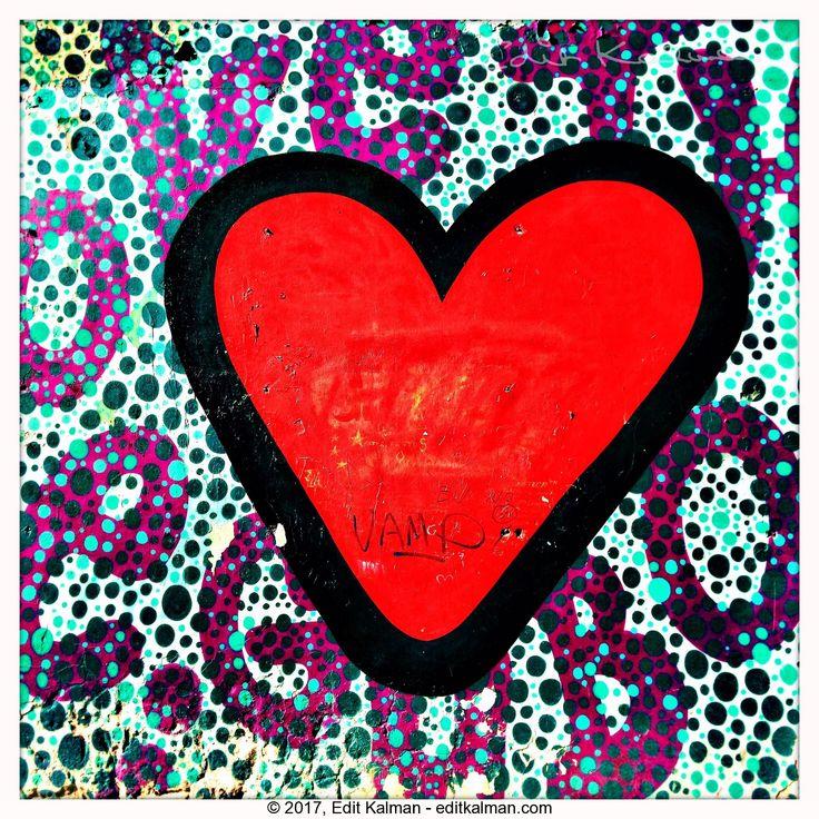 Publication #Budapest, #City, #Graffiti, #Heart, #Love, #Publication, #Red, #Urban - https://goo.gl/KgDoA7