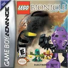 Complete Lego Bionicle - Game Boy Advance