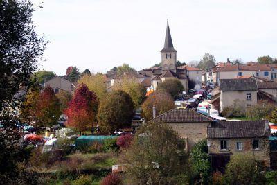 Journées de la châtaigne à Dournazac