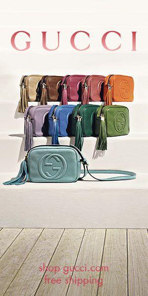 GUCCI®+Soho+Disco+Bag - øverst på ønskelisten over tasker, der skal tilføjes samlingen <3