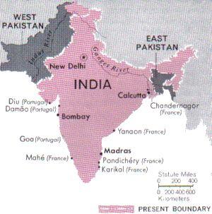 Independent India-1947