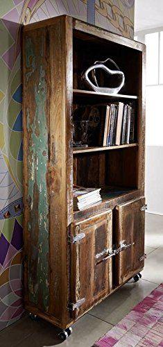 78 ideen zu altholz regal auf pinterest regale rustikale regale und offene regale. Black Bedroom Furniture Sets. Home Design Ideas