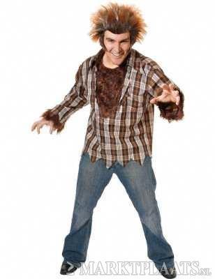 Marktplaats.nl > Weerwolf shirt! halloween - Kleding | Heren - Carnavalskleding en Feestkleding