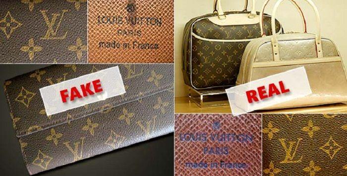 How to Spot a Fake Louis Vuitton #Handbag?