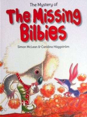 The Mystery of the Missing Bilbies
