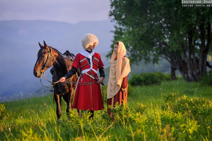Caucasus horses   Equine photography by Ekaterina Druz