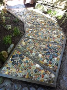 Gardens by Jeffrey Bale shared Marianne Williamss photo. A path my friend Marianne Williams just completed in Humboldt County California - Gardening Choice