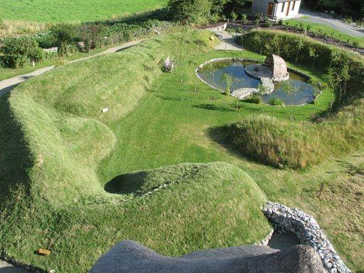 29 best images about wild garden design on pinterest for Irish garden designs