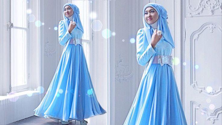 Wah, Dian Pelangi Jadi Cinderella Sungguhan
