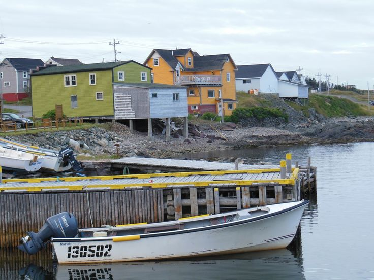 Coastal Newfoundland