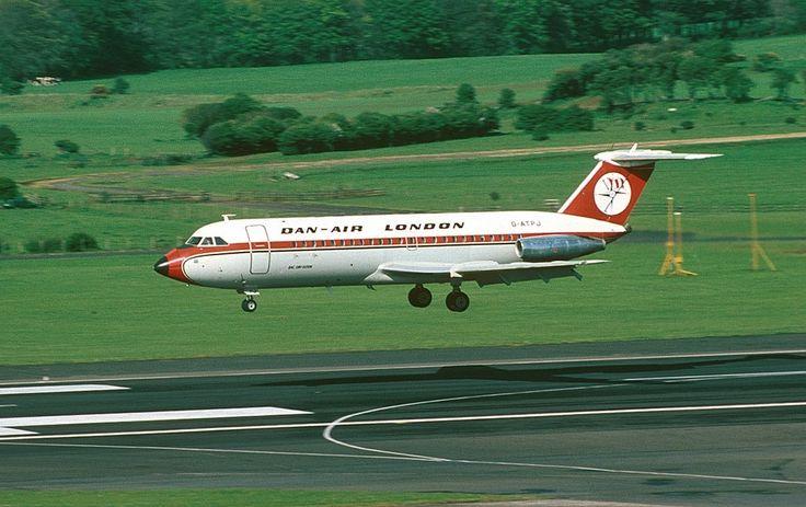 DanAir BAC1-11